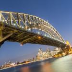 Sydney Harbour Bridge – die Hafenbrücke von Sydney