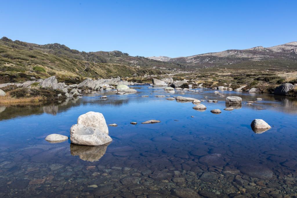 See im Mount Kosciuszko National Park