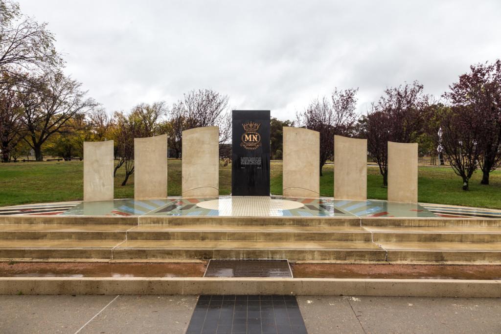 Denkmal in Canberra