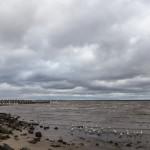 Unwetter an der Brass Coast