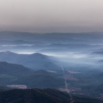 Geisterstimmung im Mount Buffalo National Park