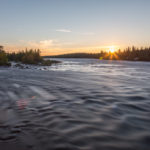 Entspannt durch Lappland