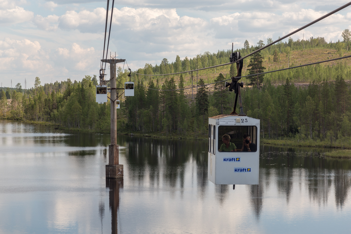 Linbana Norsjö