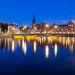 Ankunft in Stockholm – Spaziergang in die Altstadt