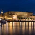 Auf dem Wasser durch Stockholm und nach Fjäderholmarna