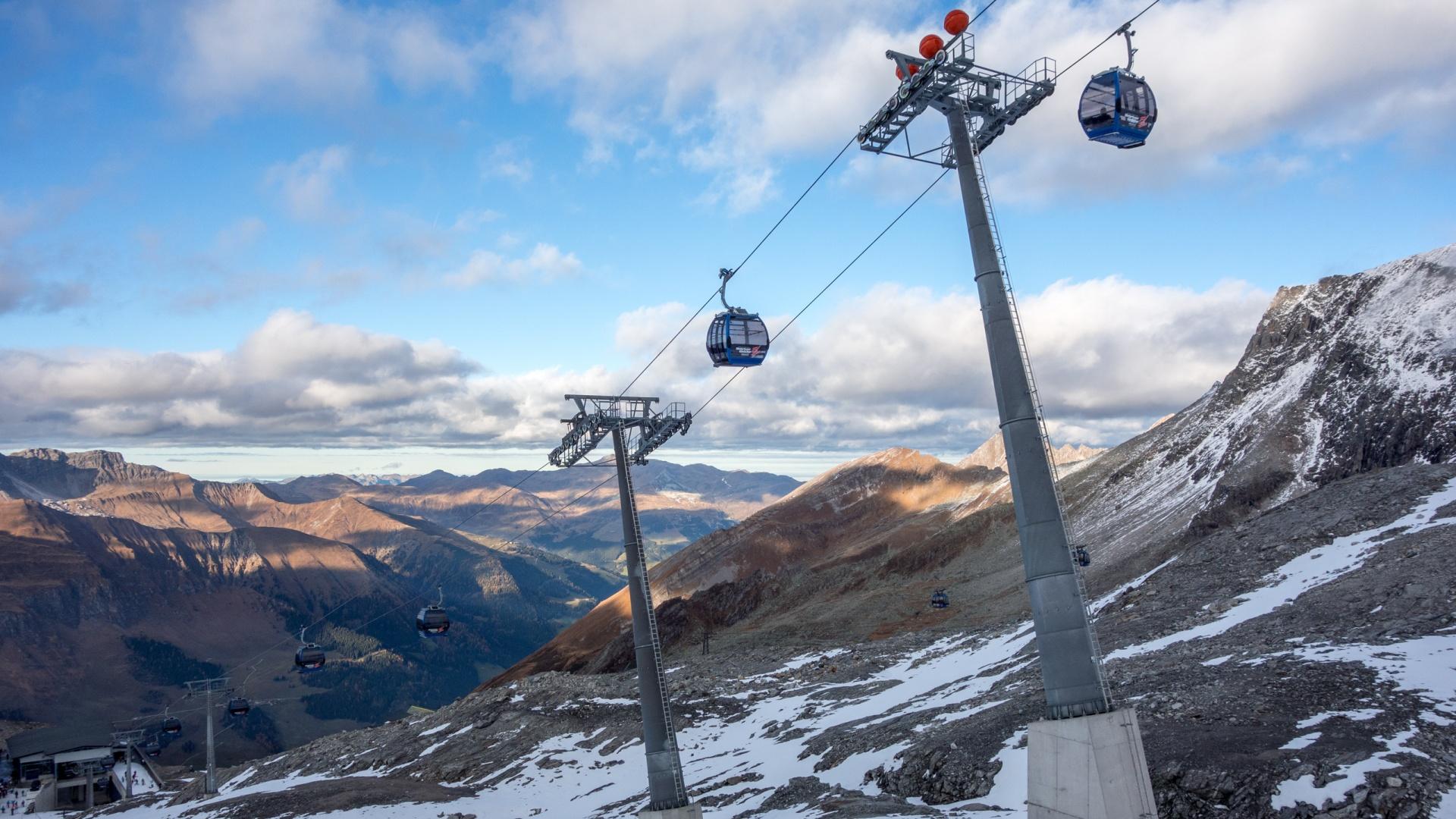 Hintertuxer Gletscher • Skifahren aus der Dose