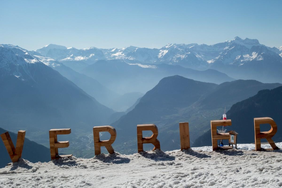 Verbier - Les Quatre Vallées