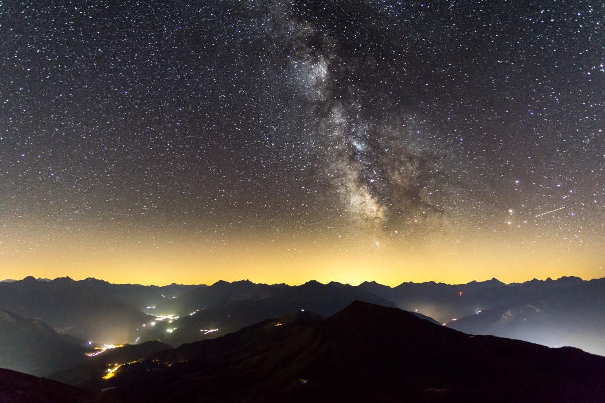 Tutorial Milchstraßenfotografie