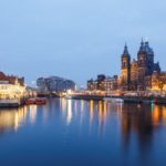 Von Amsterdam nach Tansania
