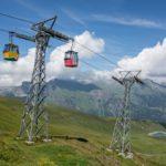 Eine Hommage an die Männlichenbahn in Grindelwald