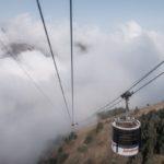 Seilbahngeschichte in Les Deux Alpes