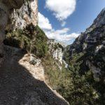 Sentier Blanc-Martel – Wandern durch die Gorges du Verdon