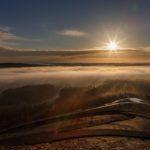 Sonnensterne in der Landschaftsfotografie