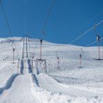 Die zwei Welten des Skigebiets Savognin – Martegnas – Cartas