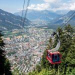 Chur – Brambrüesch • Wandern und Seilbahnnostalgie