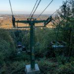 Mit der Nostalgie-Sesselbahn von Edenkoben zur Rietburg
