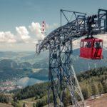 Zwölferhornbahn in St. Gilgen – Österreichs Nostalgie-Seilbahn