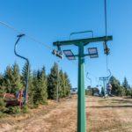 Ruhestein im Schwarzwald – Deutschlands letzter Kombilift