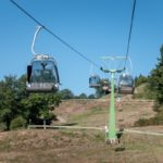 Saarburg und die Sesselbahn auf den Warsberg