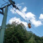 Die nostalgische Waldecker Bergbahn am Edersee