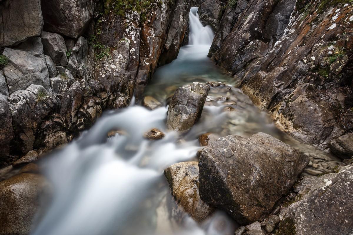 Landschaftsfotos mit Wasser