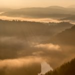 Landschaftsfotografie mit dem Teleobjektiv