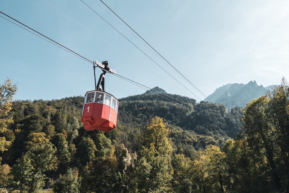 Predigtstuhlbahn Bad Reichenhall – Die Grande Dame der Alpen