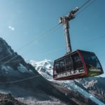 Aiguille du Midi – Seilbahn der Superlative in Chamonix