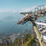 Korblift Laveno – Monte Sasso del Ferro am Lago Maggiore