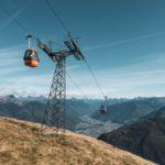 Seilbahn Rivera – Monte Tamaro – Unikat in den Alpen