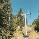 Dürrnbachhorn – Nostalgie-Sesselbahn auf der Winklmoosalm