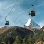 Die Geschichte des Matterhorn-Express in Zermatt