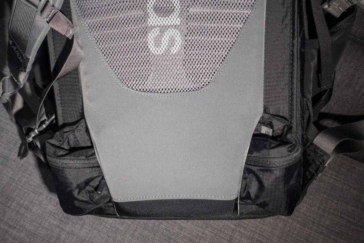 Verstaumöglichkeit für Taschen